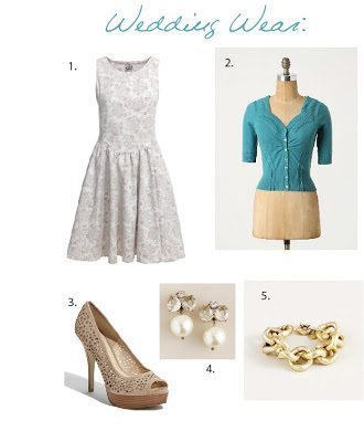 Wedding Wear: guest post