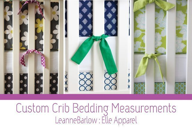 crib bedding 101