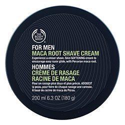 my favorite things:: Maca Root Shave Cream