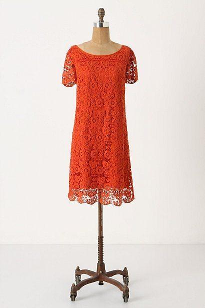 tangerine lace