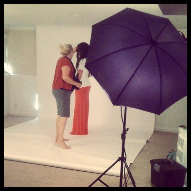 photo shoot sneak peek