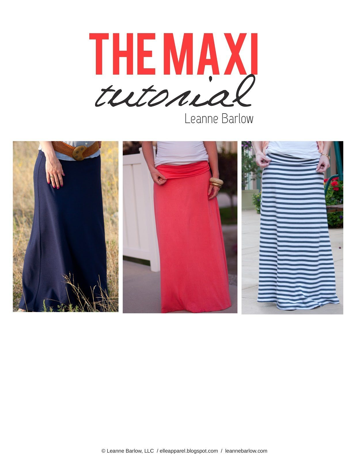 The Maxi tutorial revisted