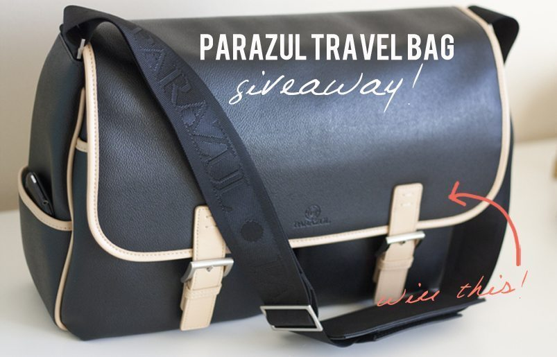 Parazul Giveaway (closed)