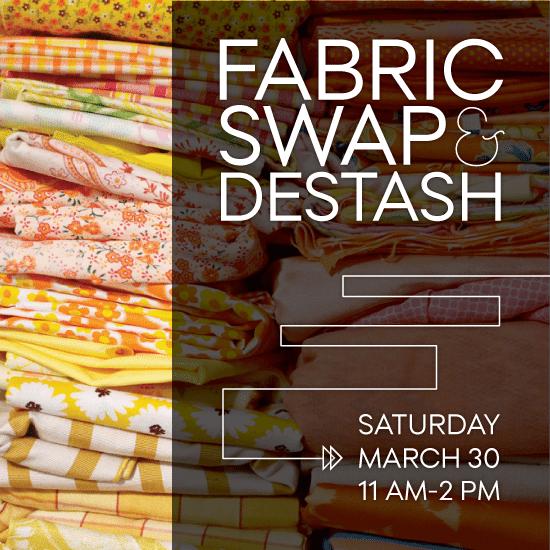 Fabric Swap Event!