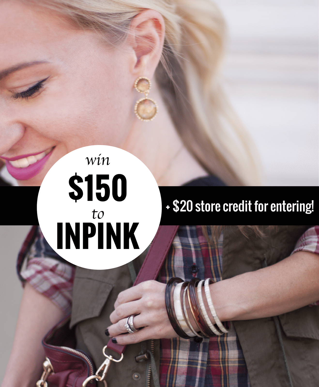 GIVEAWAY WITH INPINK (EVERYONE'S A WINNER!)