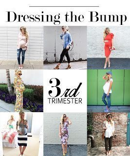 Dressing the bump series what to wear during your first for Gardening 3rd trimester