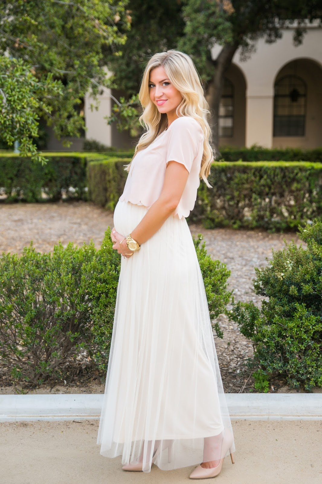 Blushing Bump Maternity Session Part 2 Elle Apparel By