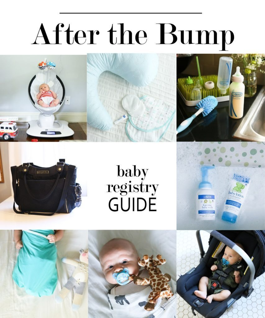 After The Bump Series Baby Registry Essentials Giveaway