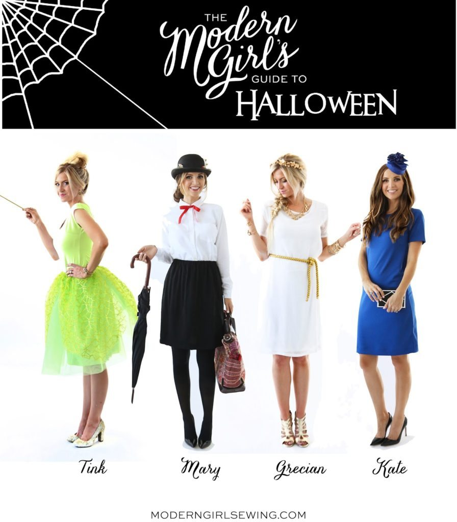 THE MODERN GIRLS HALLOWEEN WEEK ROUNDUP