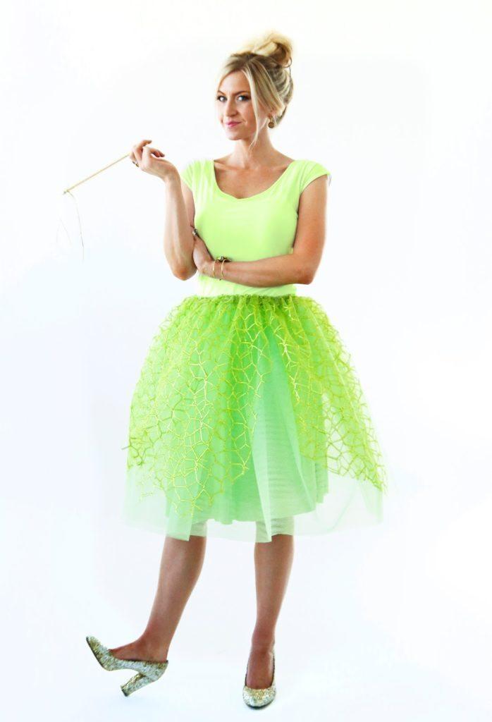 THE MODERN GIRLS HALLOWEEN WEEK: TINKERBELL COSTUME - Elle ...