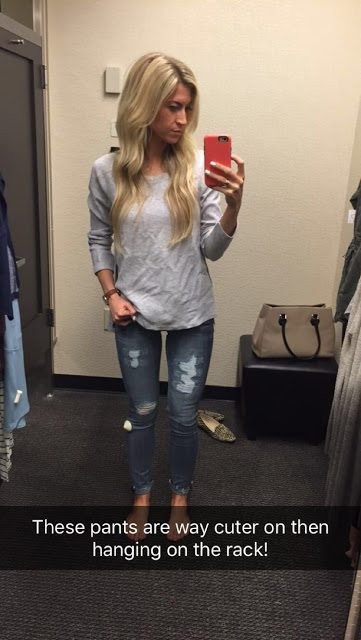NORDSTROM ANNIVERSARY SALE SNAPCHAT OUTFITS