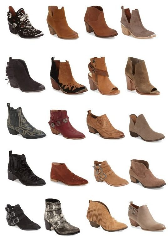 THE TOP 20 BEST WESTERN BOOTS FOR FALL