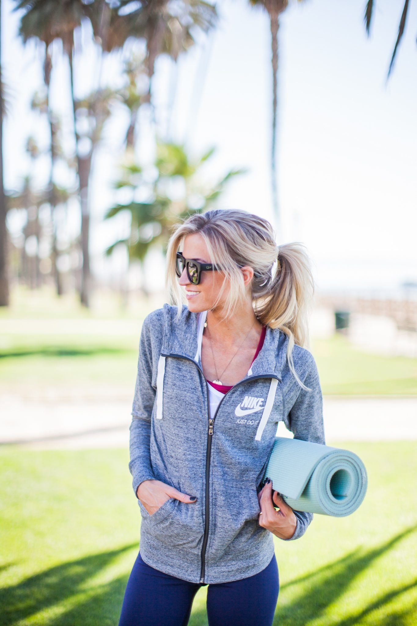 Cutest workout gear + the best ways to get motivated to workout.