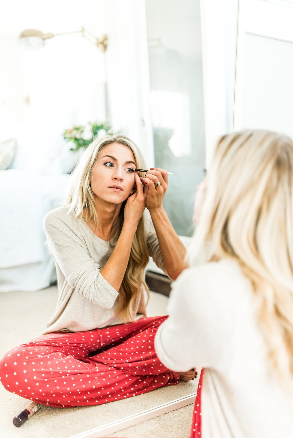 GIRL'S NIGHT PREP WITH COVERGIRL