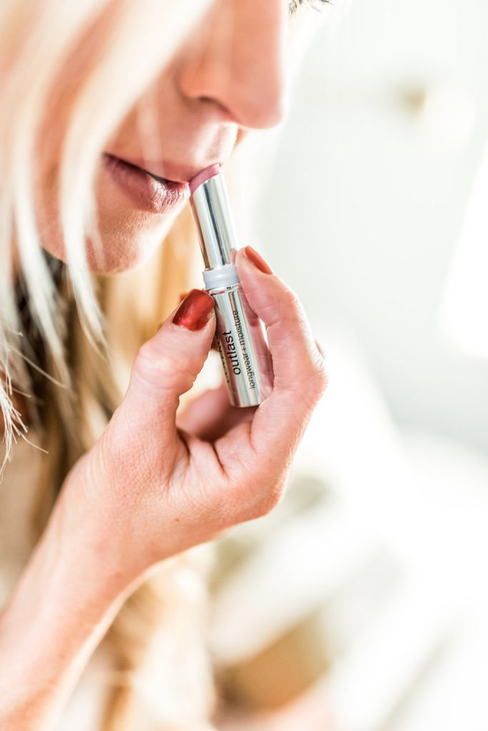 Girls night makeup look with COVERGIRL