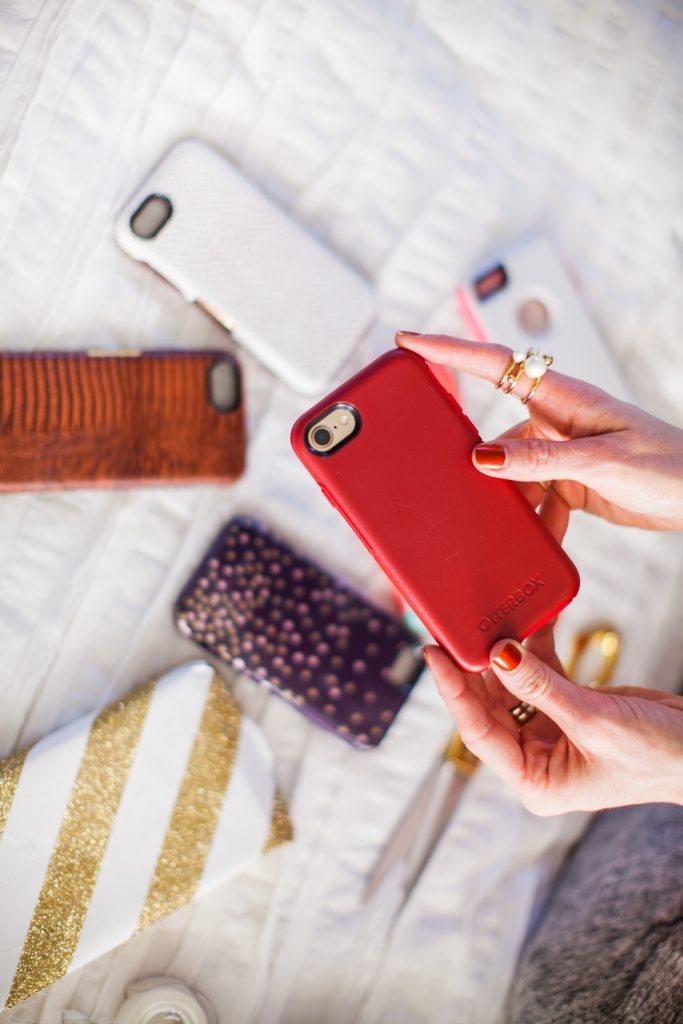 OtterBox phone cases.