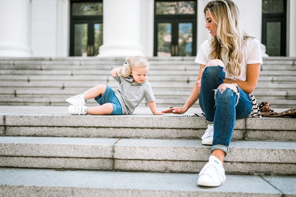Mommy and me style - Elle Apparel