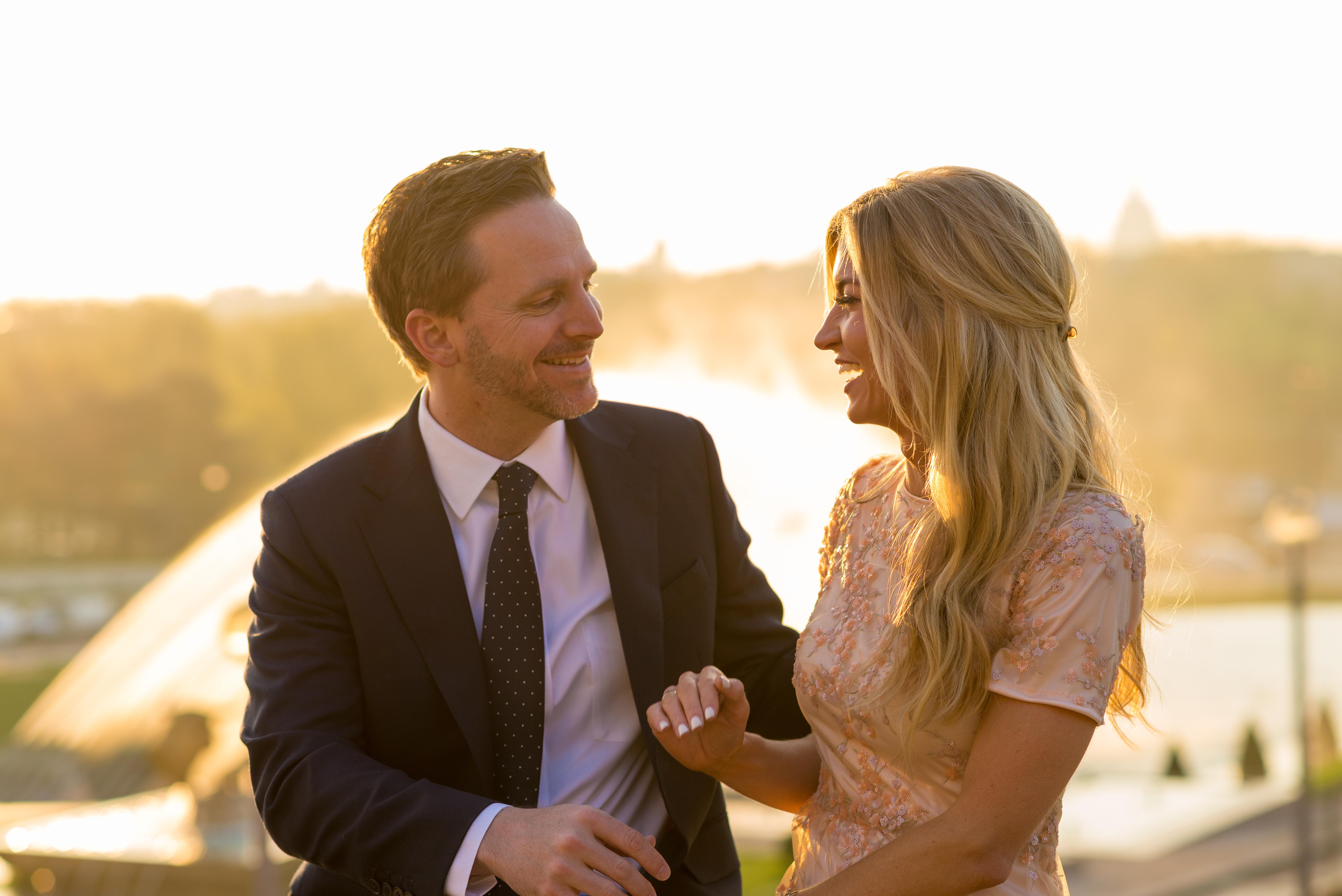 Elle Apparel 10 Year Wedding Anniversary Paris Photoshoot