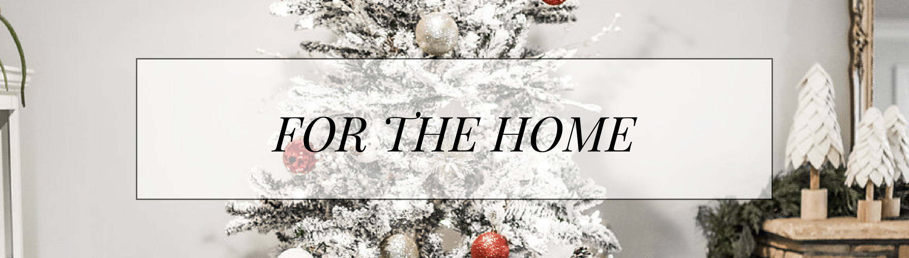 Elle Apparel Holiday Gift Guide: For The Home