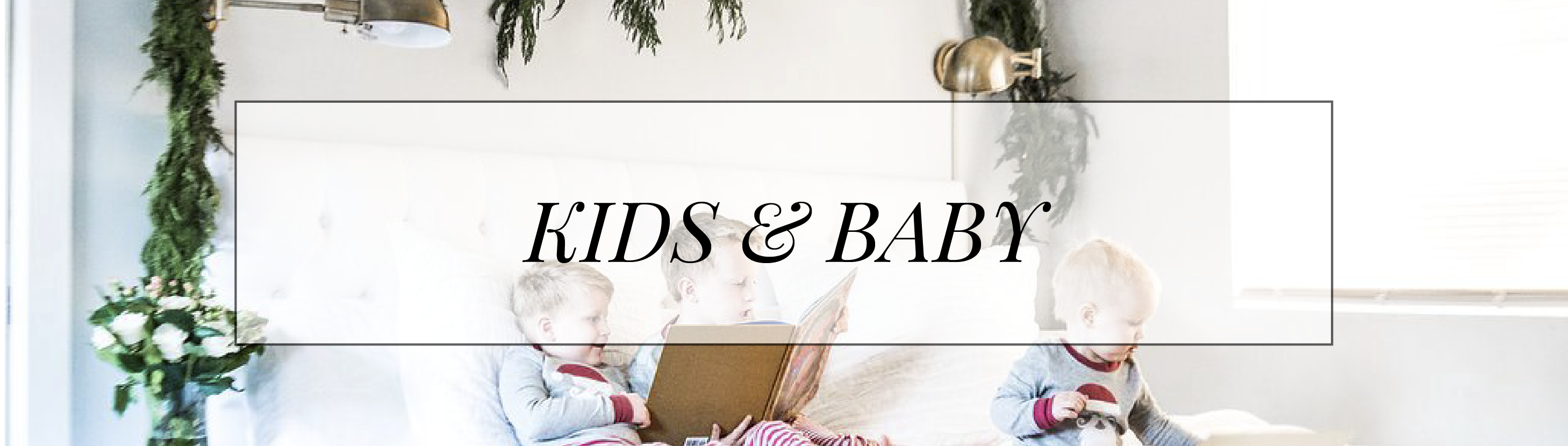 Elle Apparel Holiday Gift Guide: For Kids & Baby
