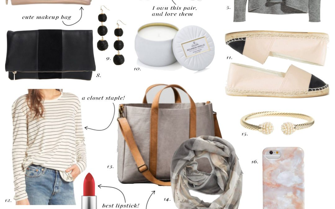 ELLE APPAREL HOLIDAY GIFT GUIDE 2017: LAST MINUTE GIFTS (UNDER $20)