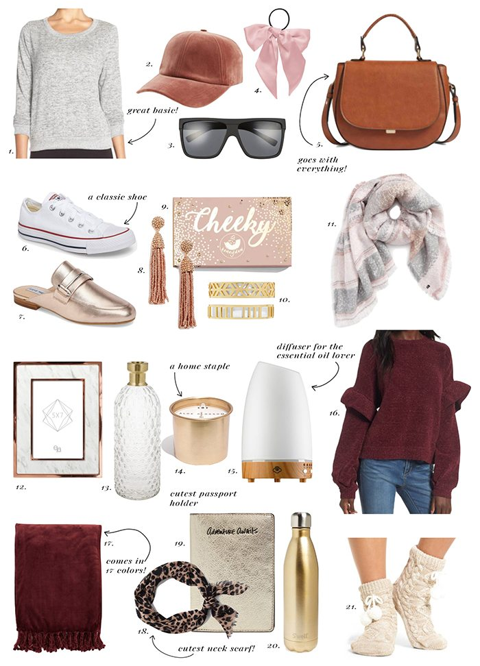 ELLE APPAREL HOLIDAY GIFT GUIDE 2017: GIFTS UNDER $50