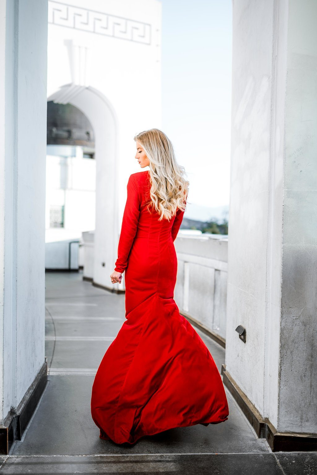 The December Dress