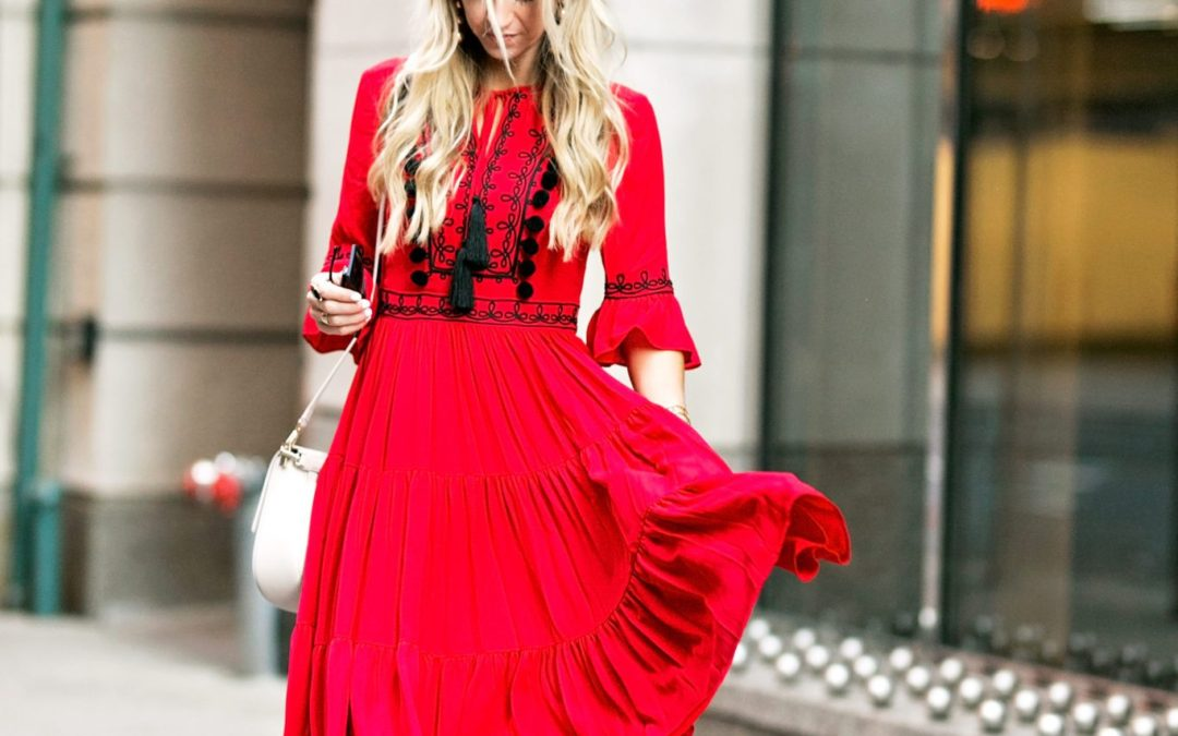 5 OUTFITS PERFECT FOR VALENTINE'S DAY