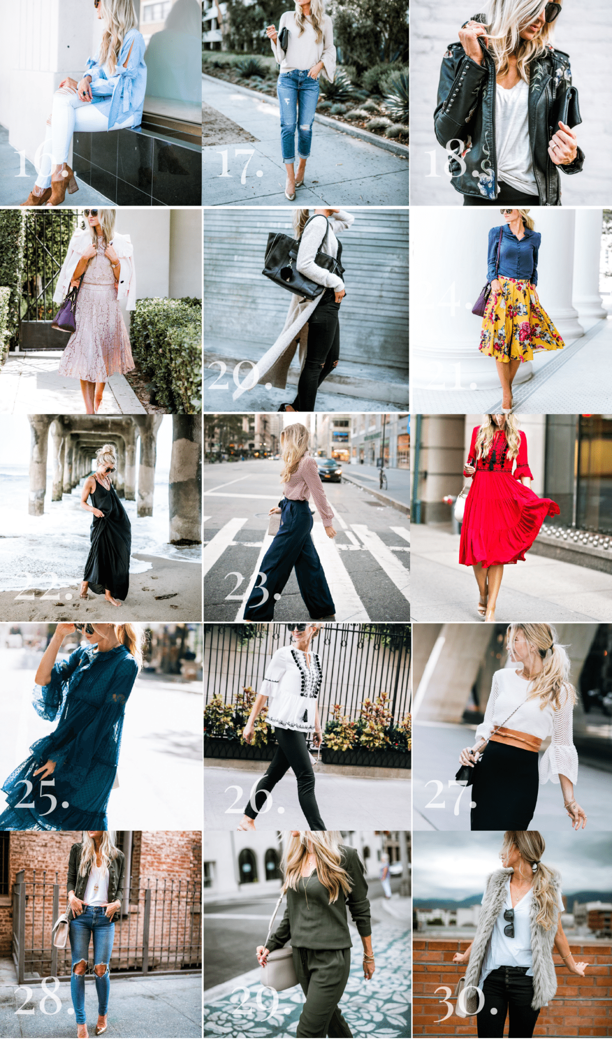 Best Outfits of 2017