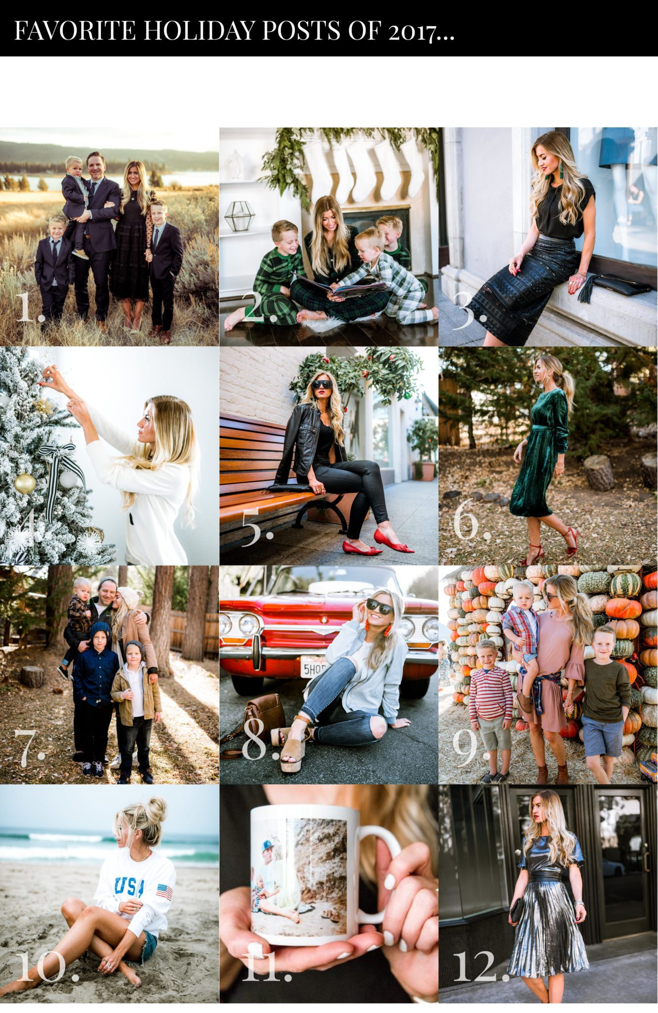 The Best Holiday Posts of 2017