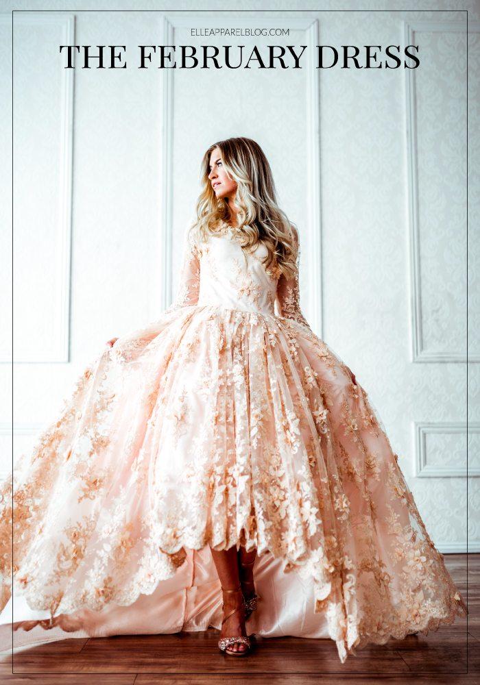 The February Dress