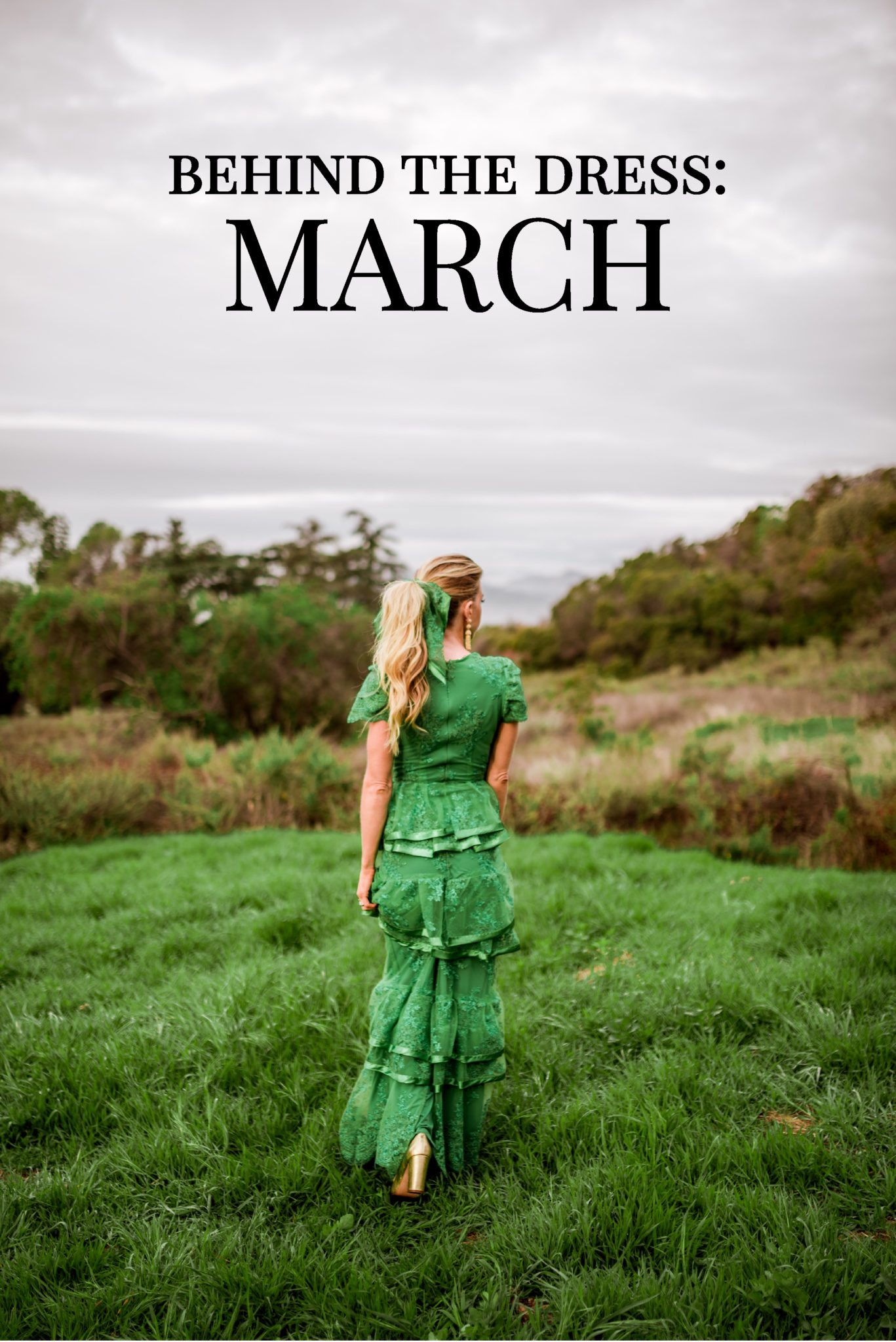 Behind The Dress: March