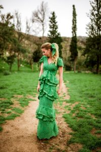 The March Dress- The Monthly Dress Series by Leanne Barlow
