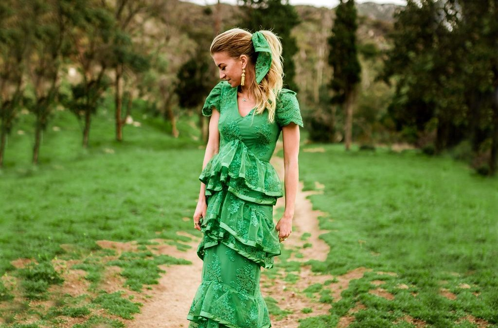 THE MONTHLY DRESS SERIES: THE MARCH DRESS