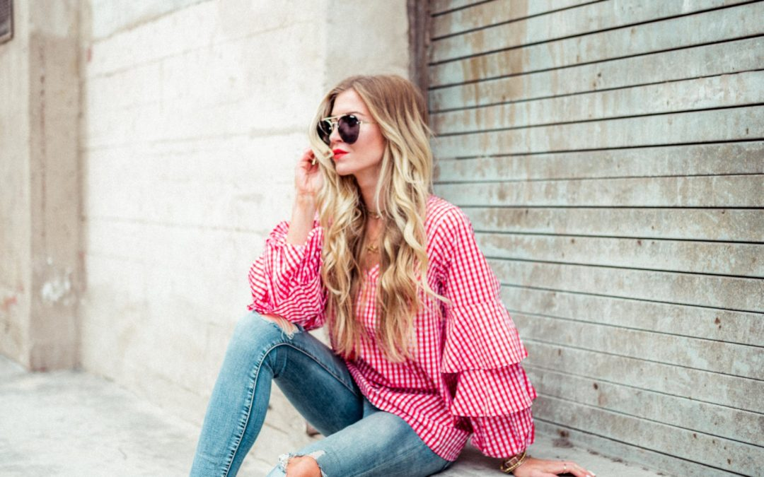 A TOUCH OF GINGHAM
