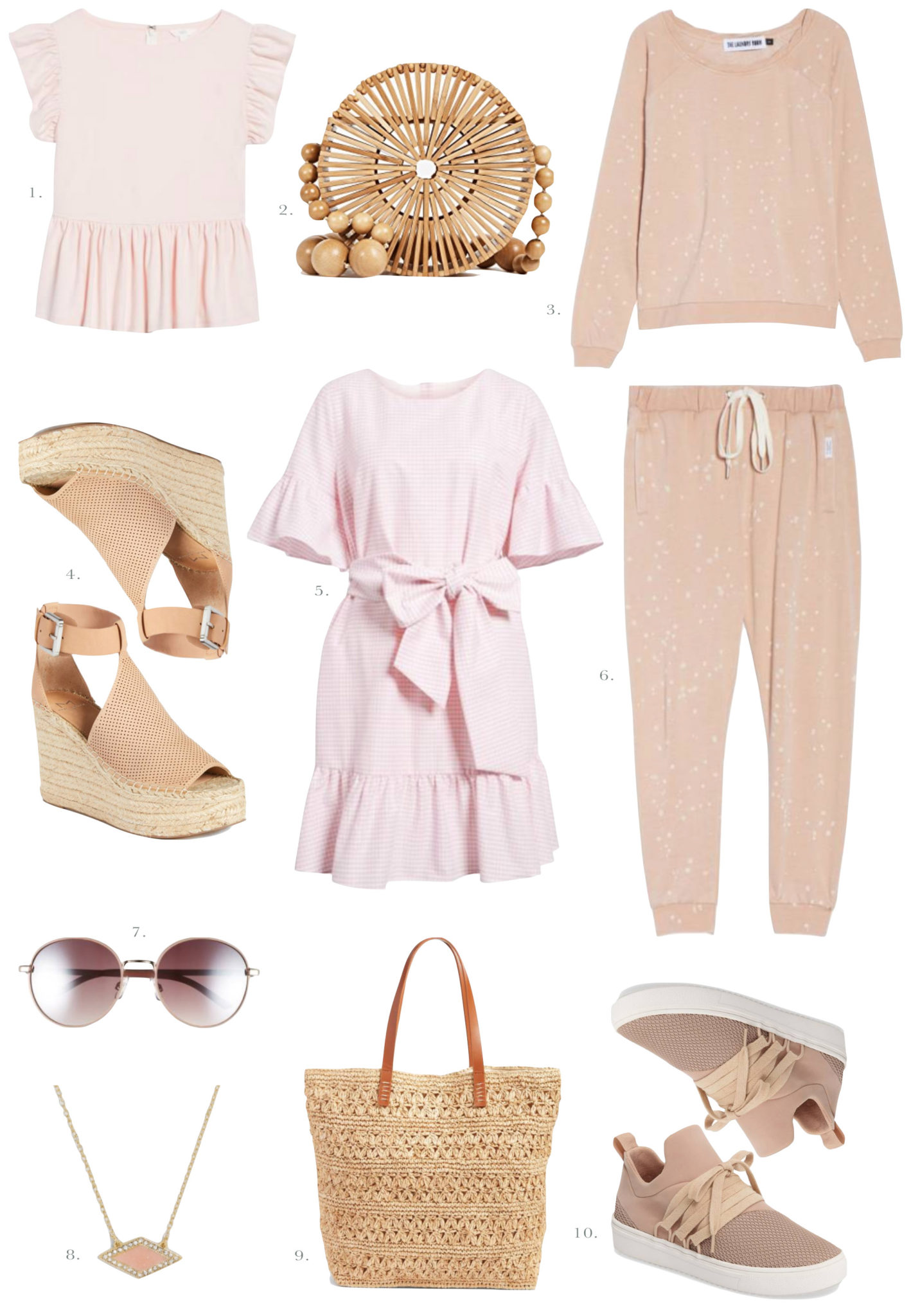 Ten Trends: Neutrals & Blush Pinks