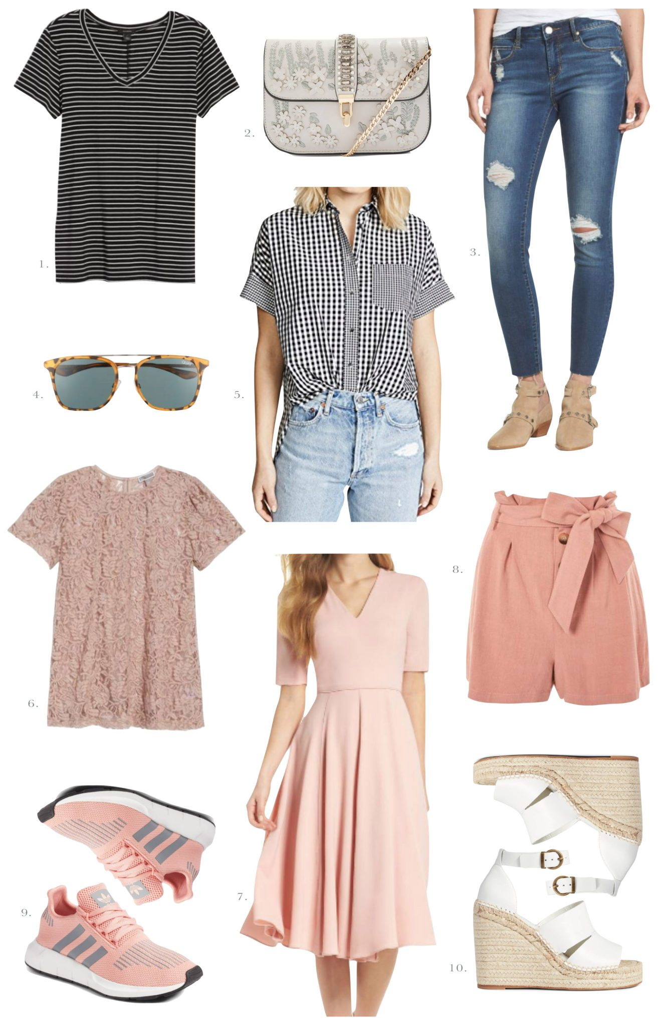 TEN TRENDS + MODERN GIRLS GUIDE TO SEWING SALE!