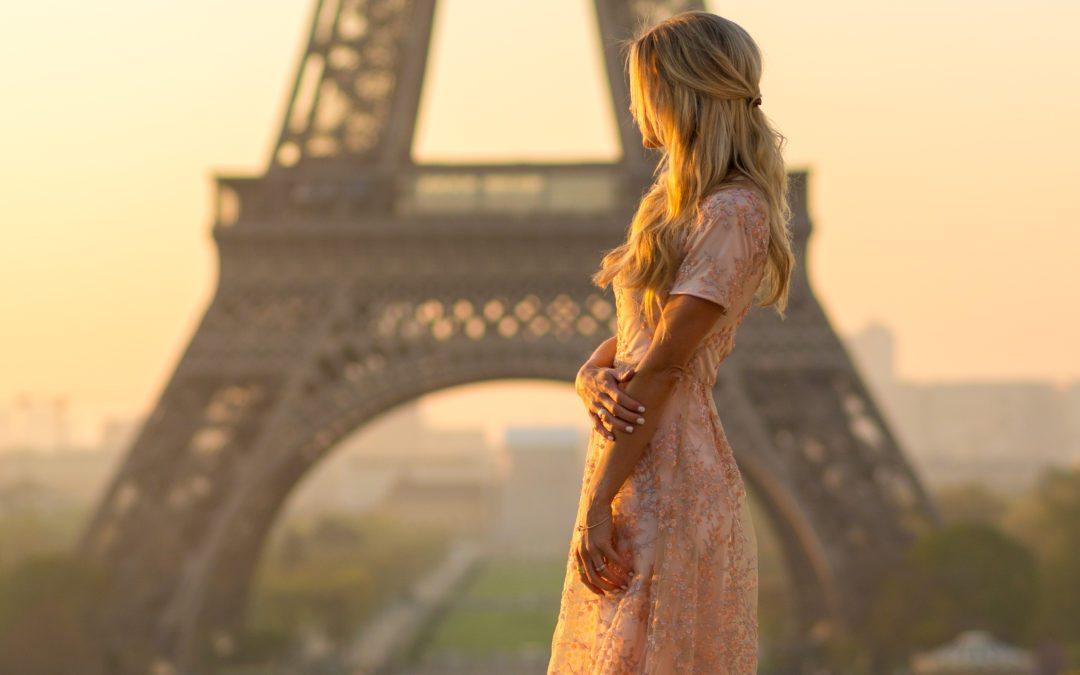 THE PARIS DRESS TUTORIAL