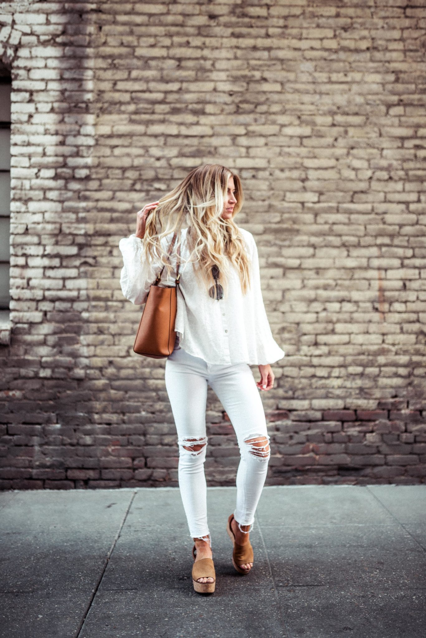 7 WHITE TOPS FOR SPRING