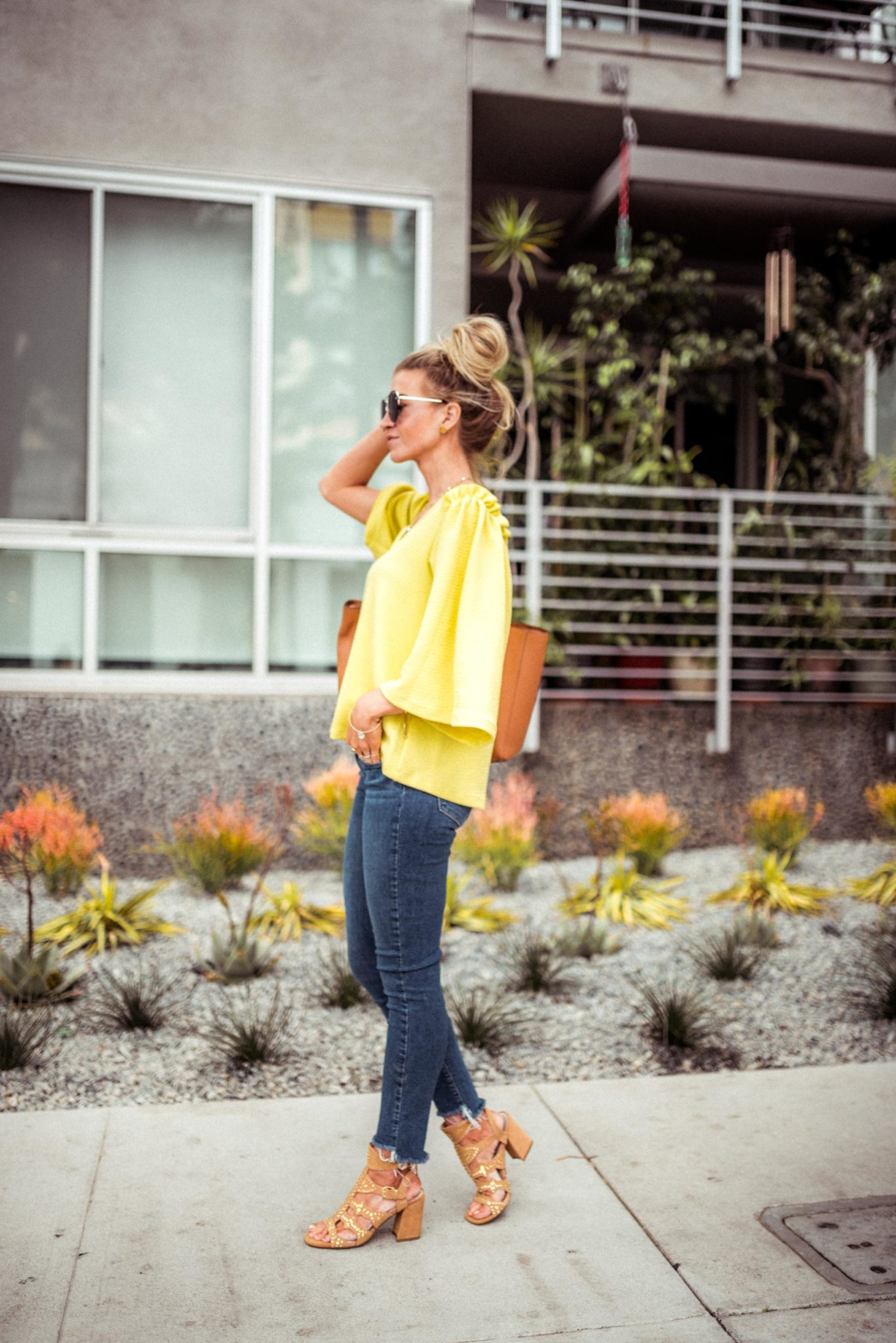 Yellow items to add Spring to your closet!
