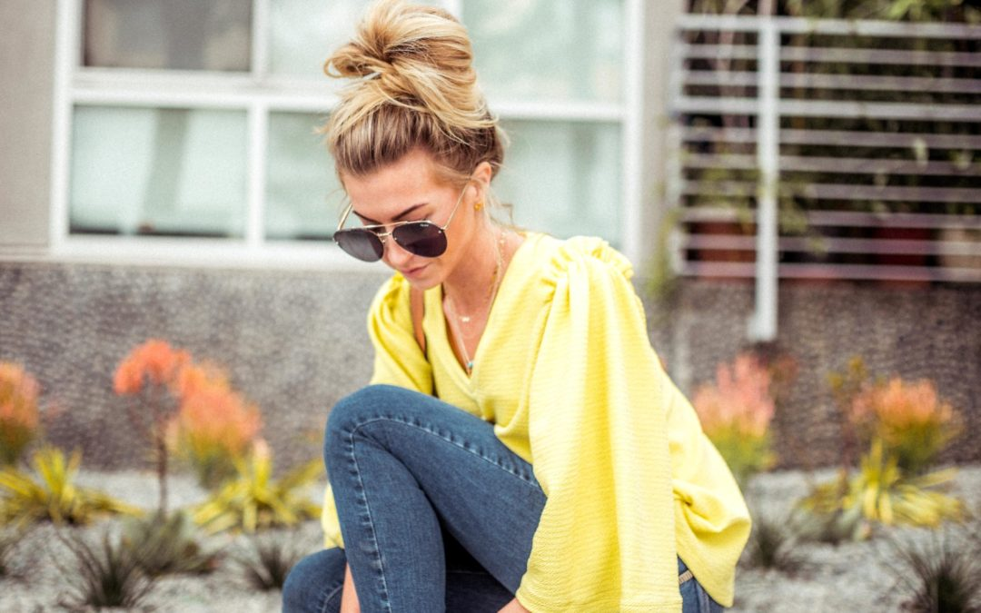 YELLOW FAVORITES TO CHEER UP YOUR CLOSET