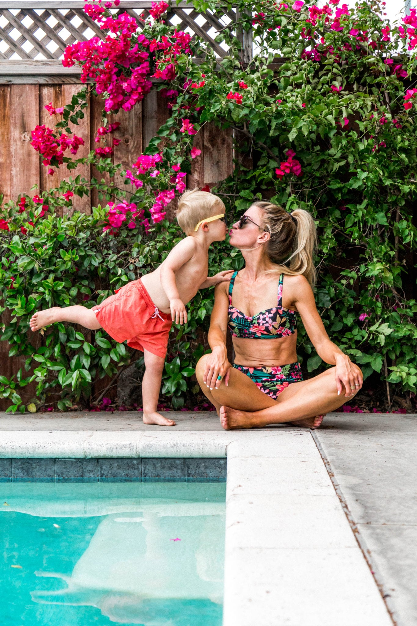 Cute summer swimsuits that are kid friendly!