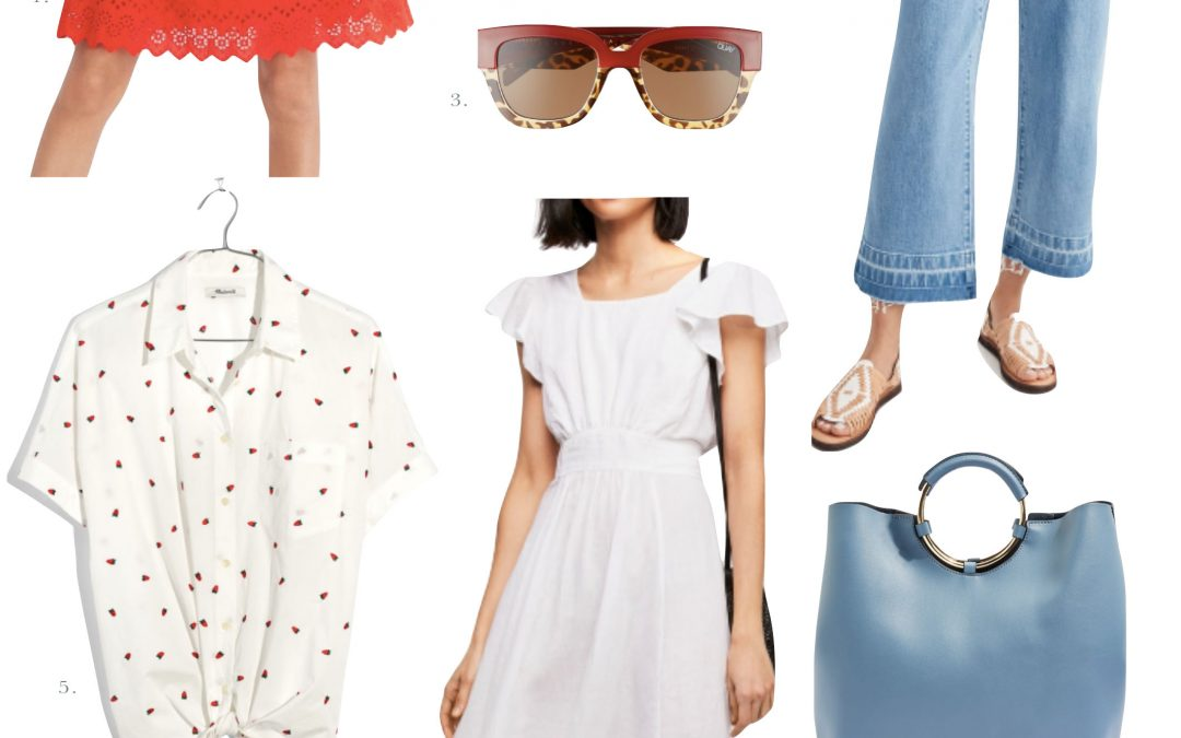 TEN TRENDS: FOURTH OF JULY INSPIRED