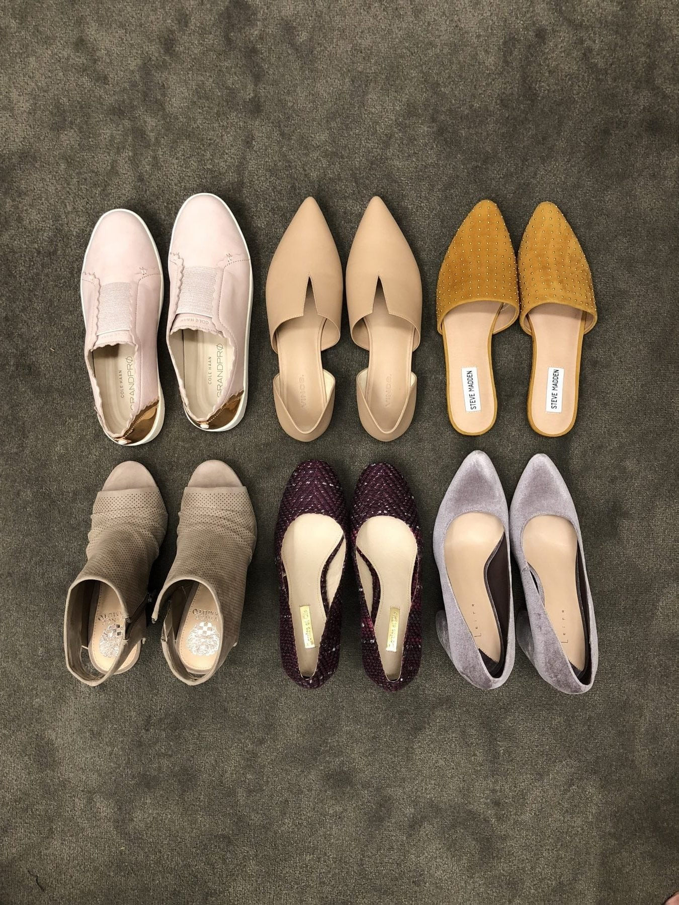 Nordstrom Anniversary Sale Outfits: Shoes From Nordstrom