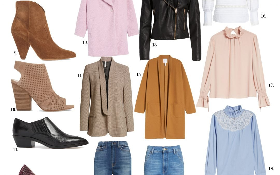BEST OF THE NORDSTROM ANNIVERSARY SALE 2018: WOMENS + GIVEAWAY