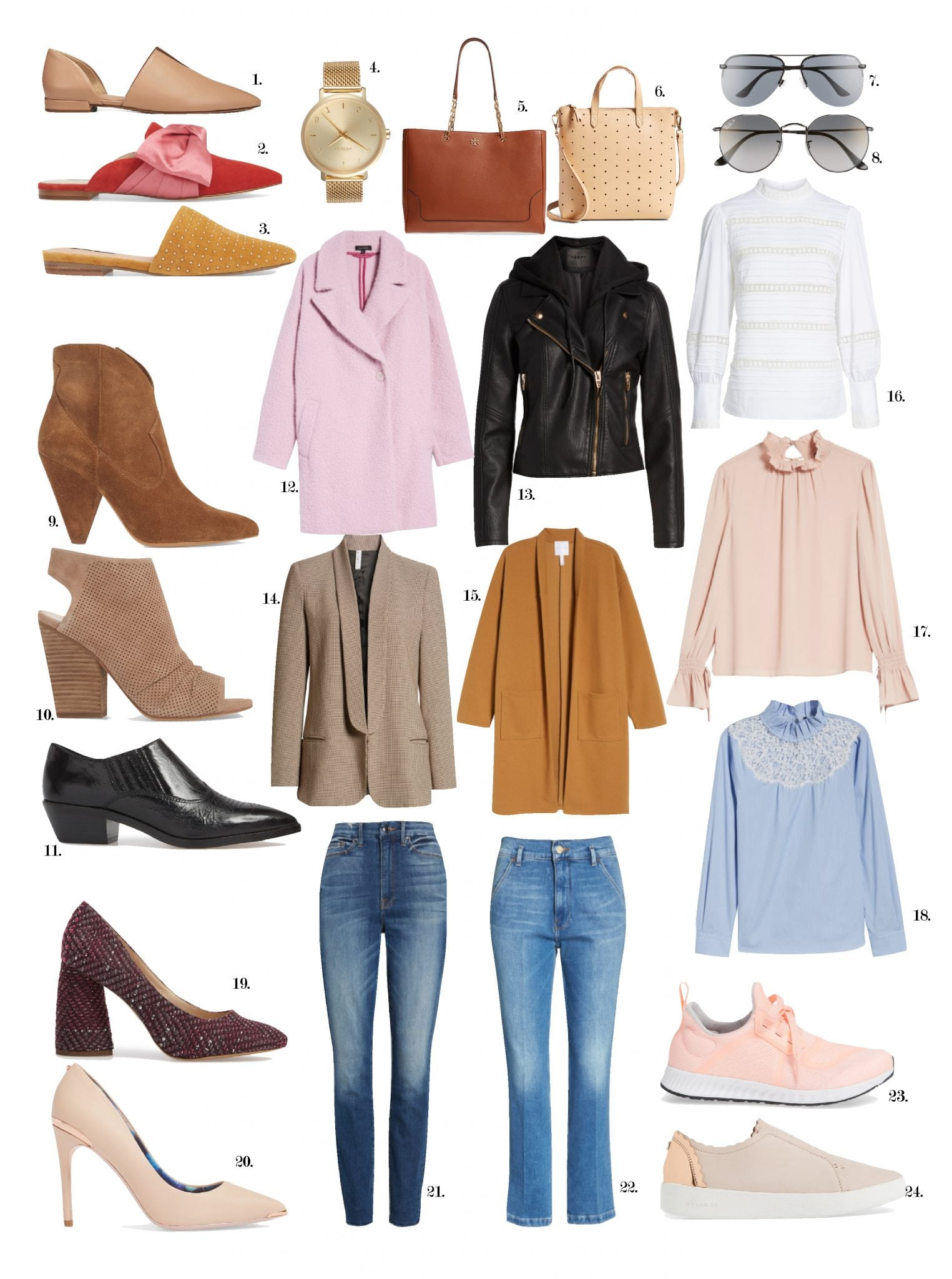 3ff3b0cba8 Nordstrom Anniversary Sale 2018 Top Picks - Elle Apparel by Leanne ...