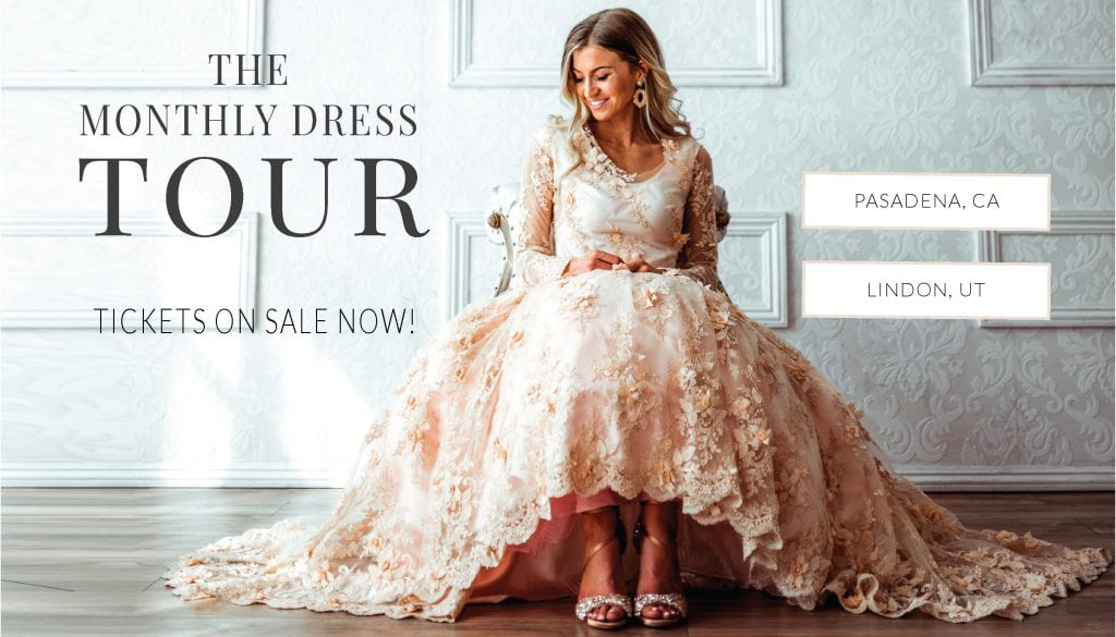The Monthly Dress Tour Tickets