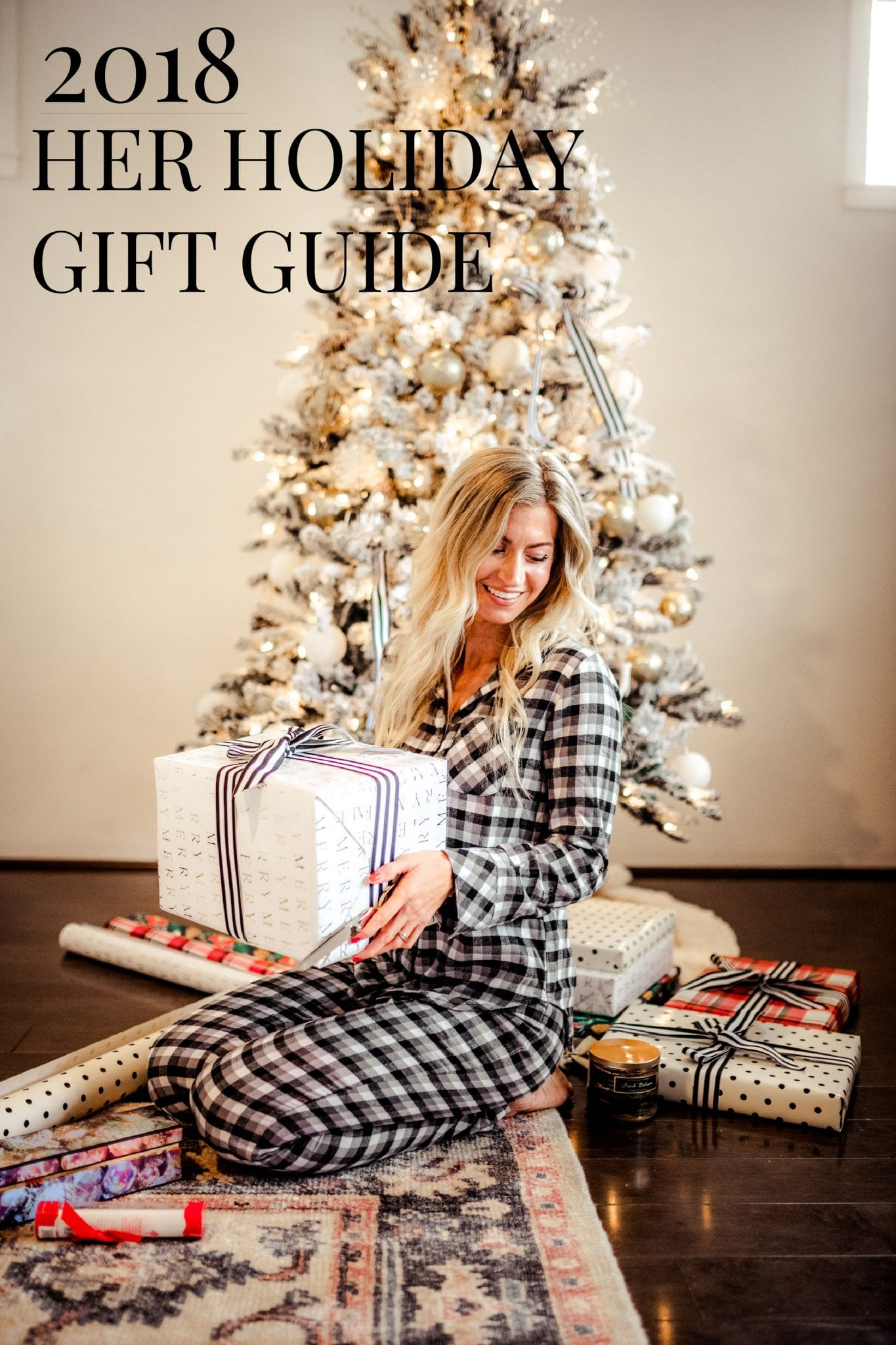 Holiday 2018 Gift Guide for her