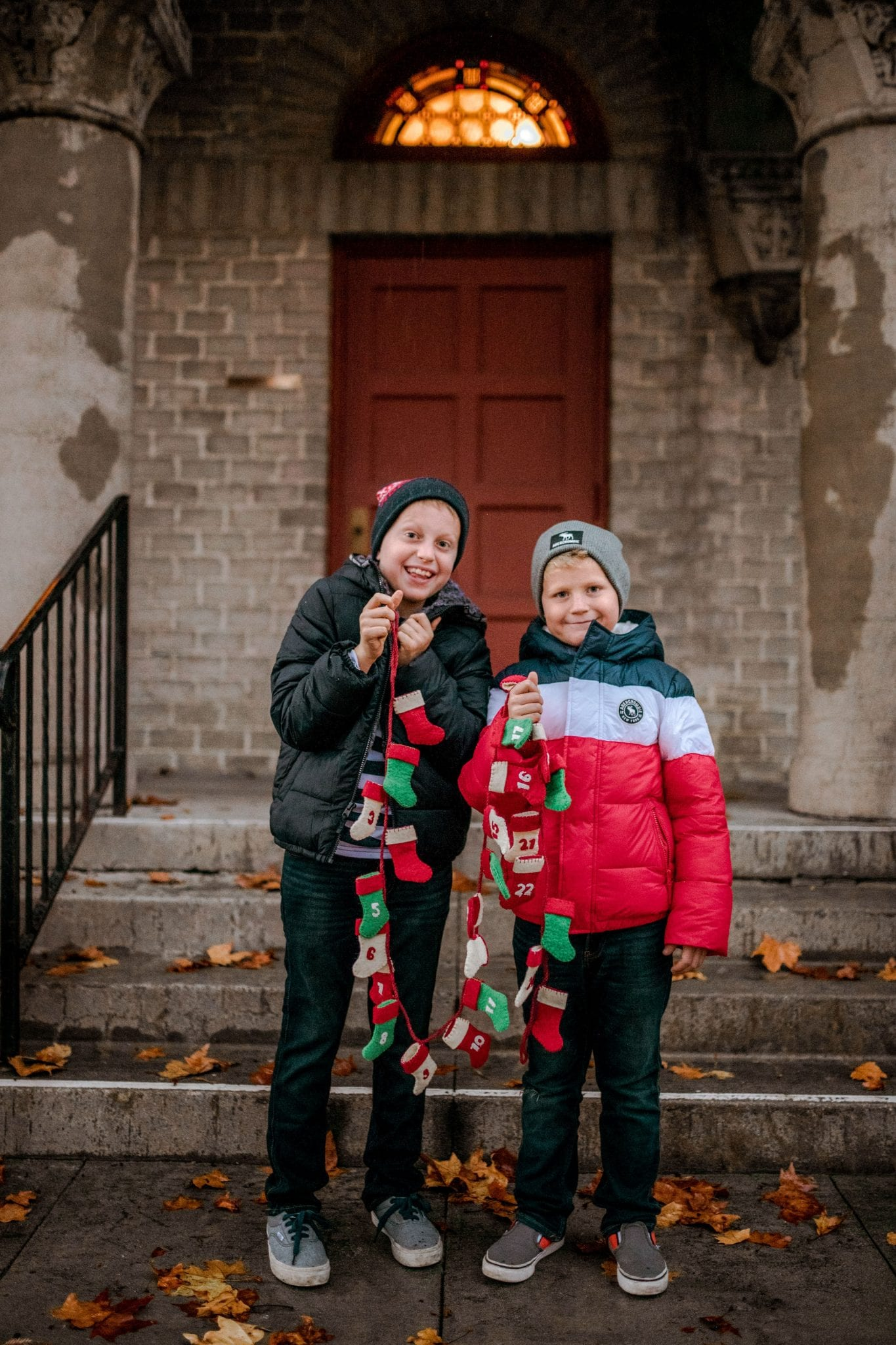 How I Promote A Spirit Of Giving With My Kids During The Holiday