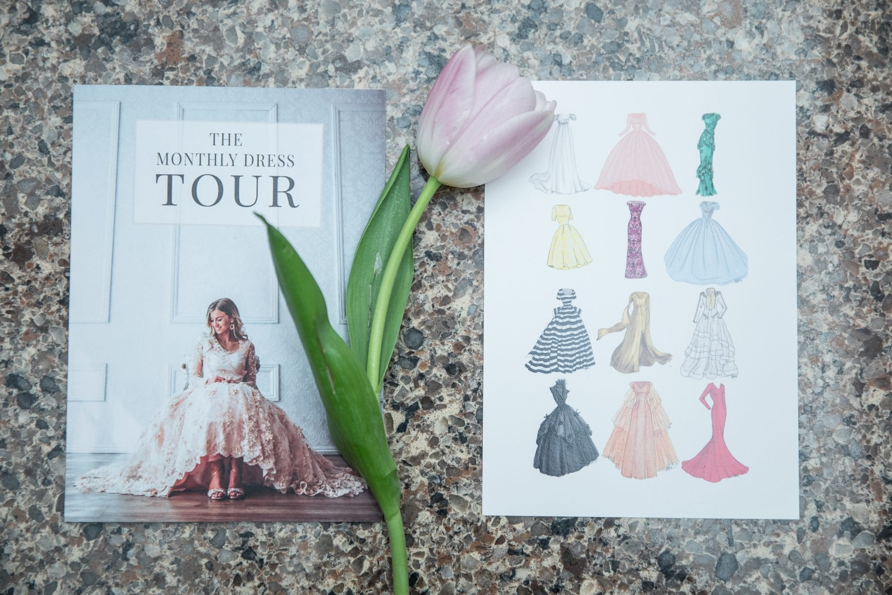 The Monthly Dress Tour